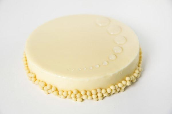 Mousse xocolata blanca